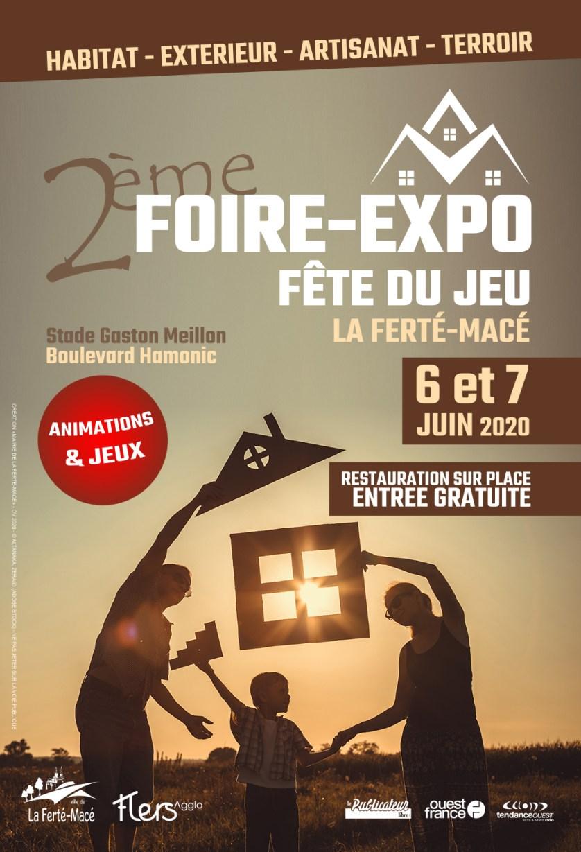 Foire-Expo / Fête du Jeu 2020