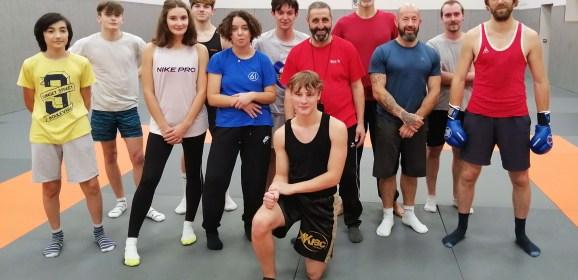 Nouveau à La Ferté-Macé : Cours de boxe