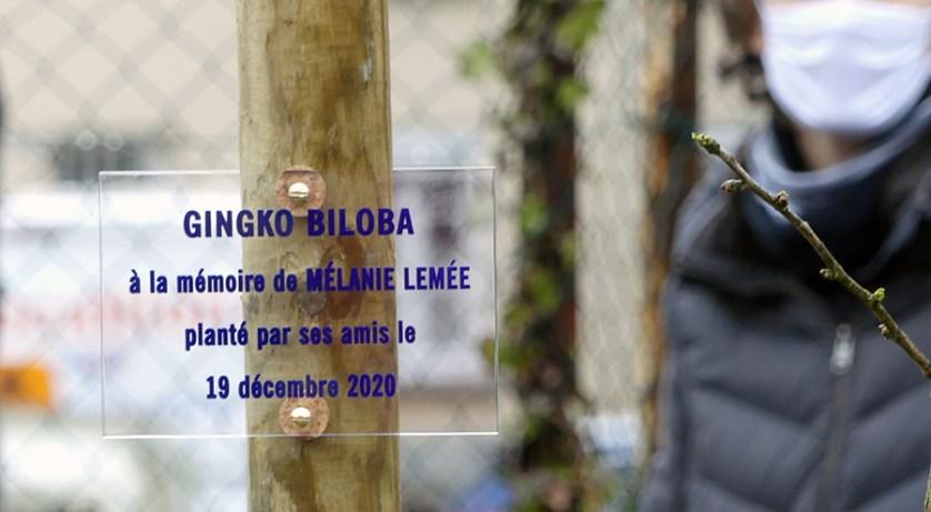 Hommage Mélanie Lemée