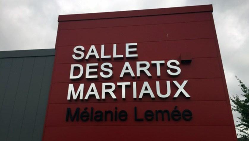 Salle des Arts Martiaux Mélanie Lemée