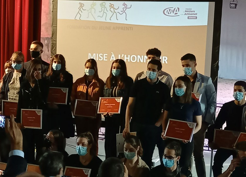 Fondation du jeune apprenti 2021