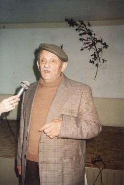 Henri Tournadre au chant