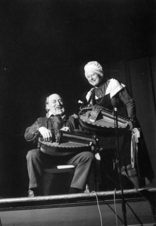 Jules Devaux et La Marie