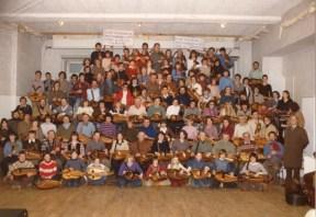 1979 Stage avec Gaston Rivière