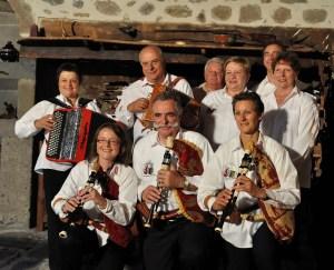 cabrette et accordéons