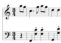 Mazurka motif a
