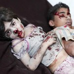 Syria War US playing Holi with Blood to fulfill Syrian Regime