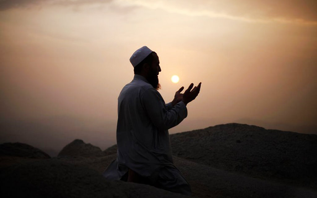 the 5 times namaz muslim prayer with meaning significance