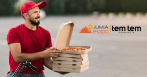 temtem partners with JUMIA Food