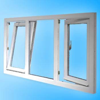 TILT & TURN WINDOWS PVCu TILT & TURN WINDOWS Aluminium
