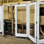 Folding Patio Doors - In mid Production (4)