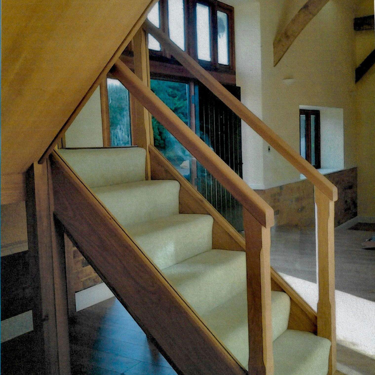 Staircase Closer