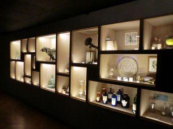 Le cabinet de curiosités © Lovely Rita