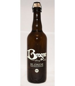 Brogne blonde 75cl