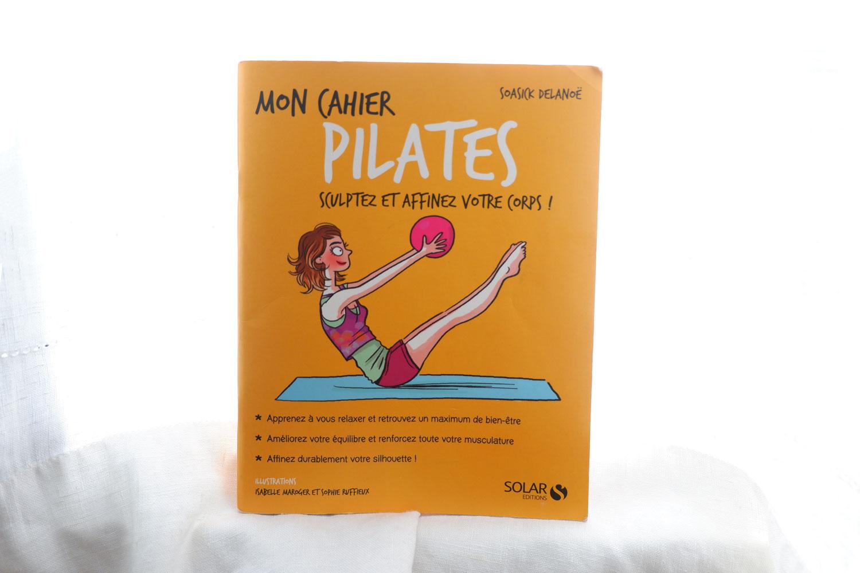 Cahier de Pilates