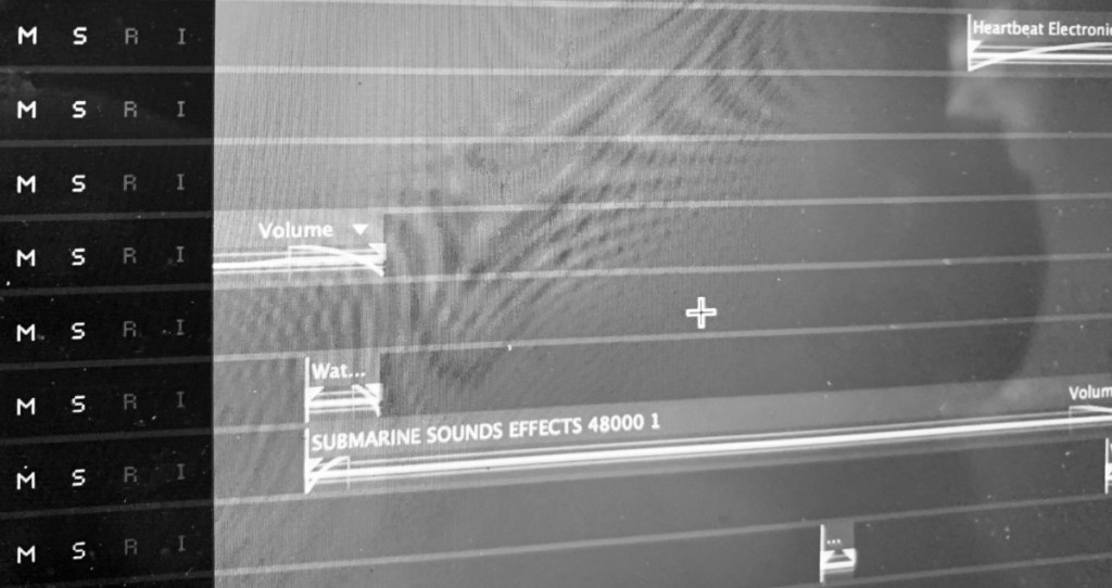 Sound design B71
