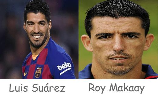 benzer insanlar, benzer futbolcular, birbirine benziyen insanlar, birbirine benzeyen futbolcular