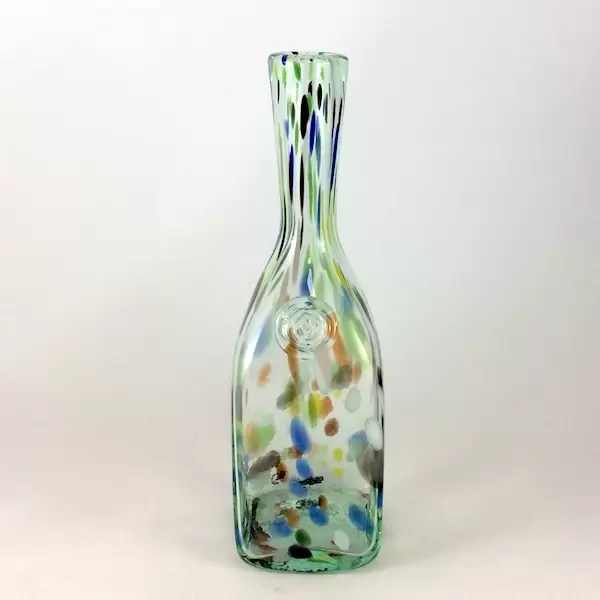 Botella de Vidrio para agua y zumo Lafiore.com