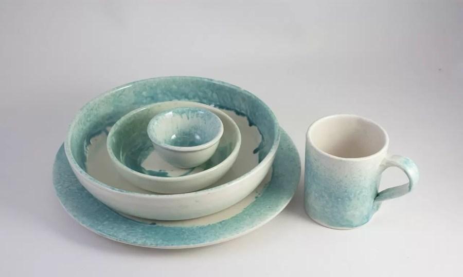 pottery hand painted Majorca