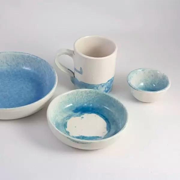 ceramica mallorca pintada a mano