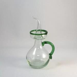 aceitera formentor verde - Aceitera Art Formentor