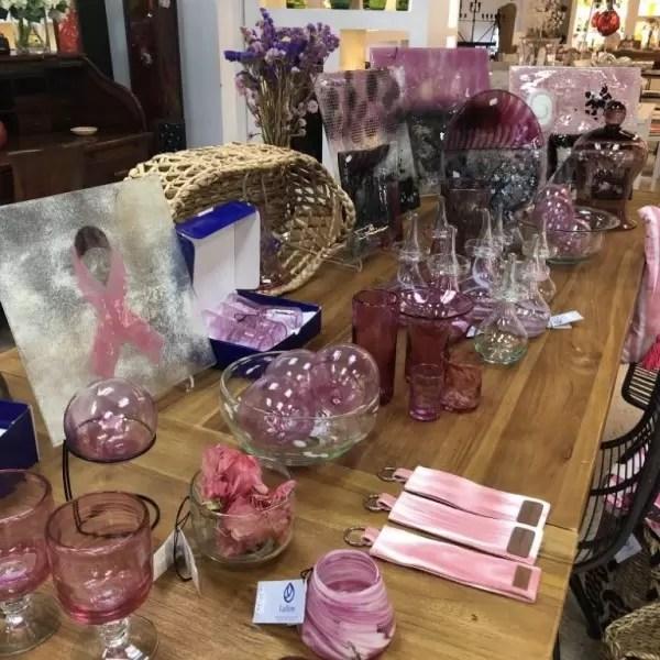 vidrio rosa lafiore.com  - Vidrio Rosa Solidario