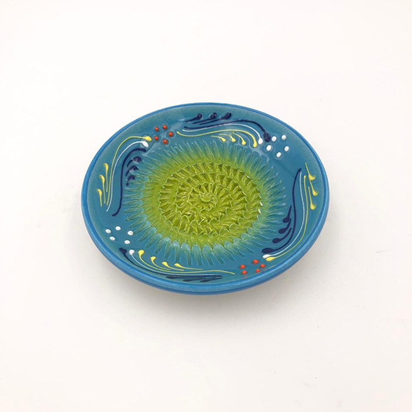 rasca ajos azulintensopistacho - Garlic Grater Plate