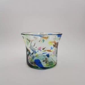 cubitera vidrio terrazo lafiroe - Ice Bucket Terrazzo Y