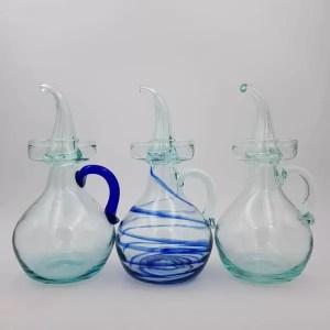 trio oil bottles 01 - Oferta Aceiteras 3x2