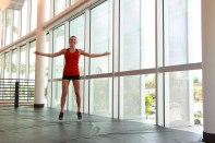 jumping jacks with Alyssa at LA fitness (3)
