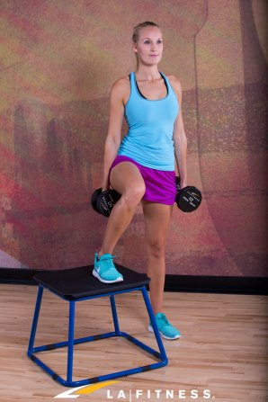 LA Fitness Best Leg workout for beach body boardshorts summertime bikini body (5 of 27)