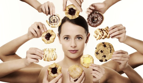 defeat your cravings with Living Healthy