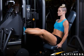 LA Fitness-Hot-To-Do-Leg-Press-Machine - 2