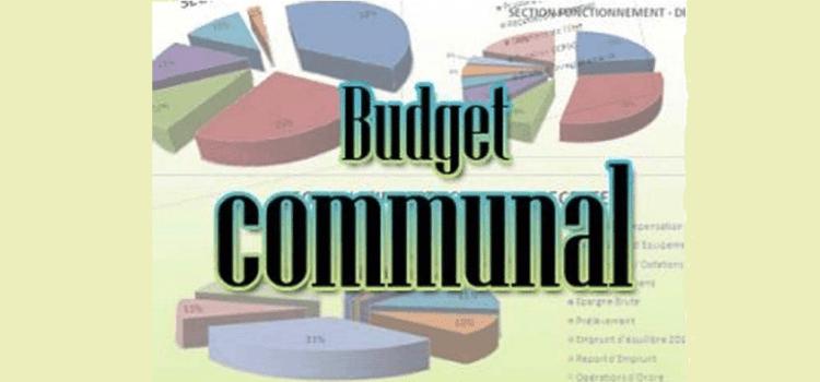 Les finances municipales 2017-2018