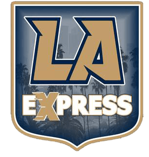 LA Express Logo Transparent