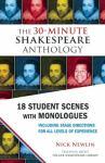 30-minute shakespeare anthology