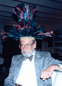 Hats on authors-Seuss
