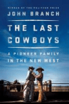 The Last Cowboys book cover