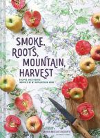 Smoke, roots, mountain