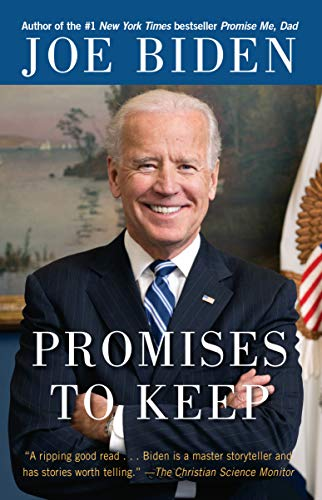 Promises to keep- on life and politics by Joseph Biden