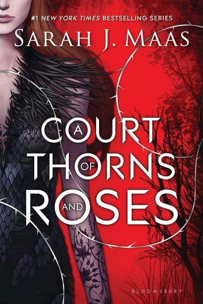 """A Court of Thorns and Roses"" by Sarah J. Maasby"