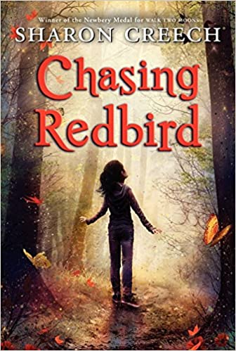 """Chasing Redbird"" by Sharon Creech"