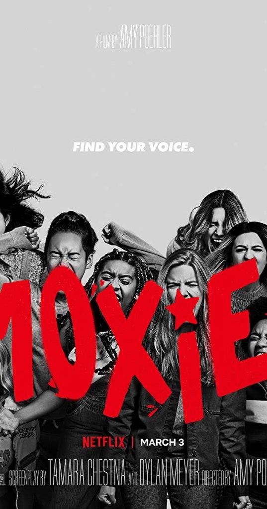 """""""Moxie"""" - Netflix"""