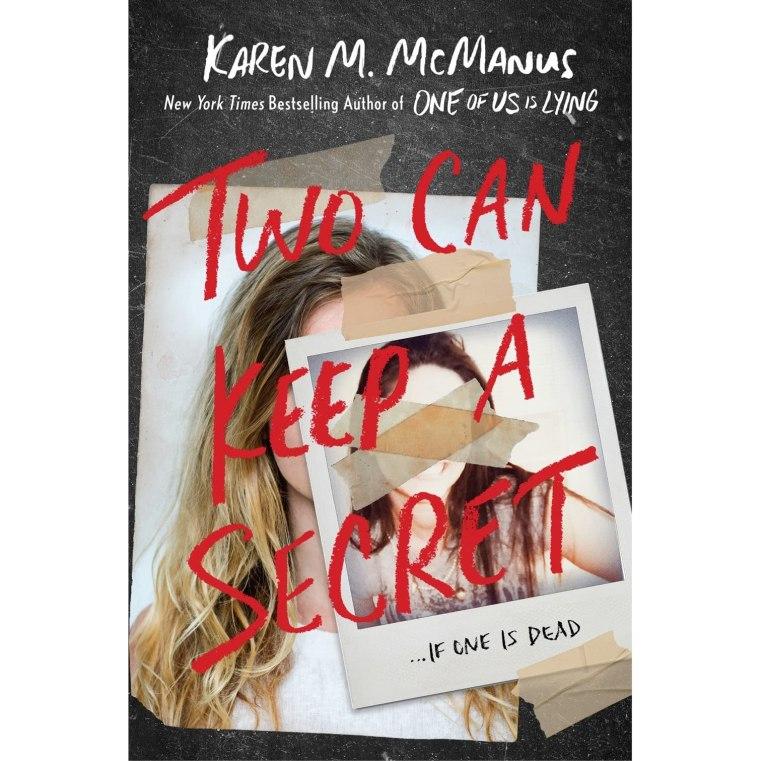 """Two Can Keep A Secret"" by Karen M. McManus"