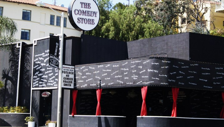 Best Comedy Clubs in Los Angeles