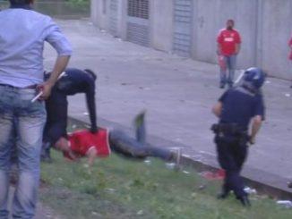 Agressão adepto do Benfica