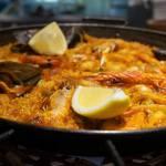 menu paella port olimpic