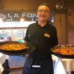 menu paella barcelona