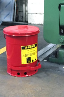 Explosion Proof Can