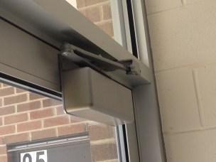 Example of a Door Closer - LaForce Inc